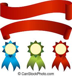 Banner Award Set