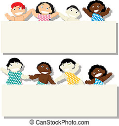 Banner babies
