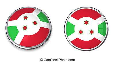 Banner Button Burundi