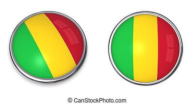 Banner Button Mali