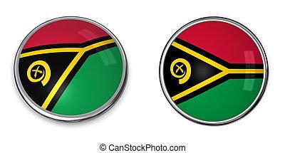 Banner Button Vanuatu