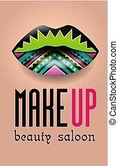Banner for a beauty salon 2