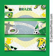 Banner for Brasil 2014