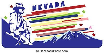 Banner for Nevada USA