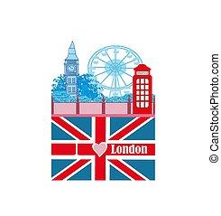 banner - i love London