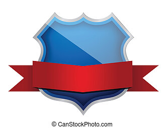 banner, schutzschirm, abbildung