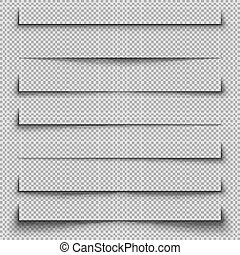 Banner Shadow Set