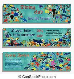 Banner(fish)