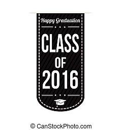 bannière, 2016, conception, classe
