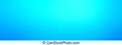 bannière, ou, papier peint, mai, fond, radial, effet, usage, résumé, gradient, bleu