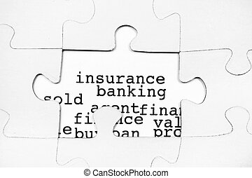 banque, assurance
