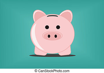 banque, porcin