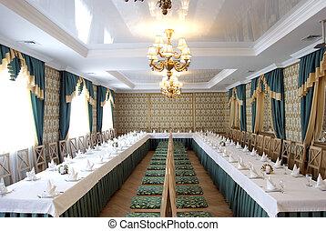 banquett hall