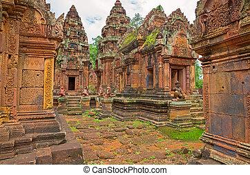 Banteay Srei Wat