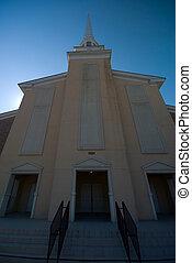 baptist, kirche
