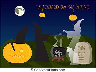 barátság, samhain, halhatatlan