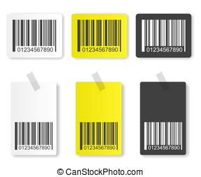 Bar code illustration