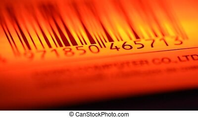 Bar Code Label
