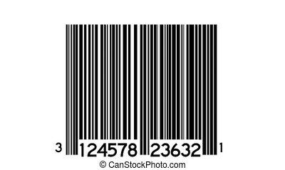Bar Codes Scanned Loop