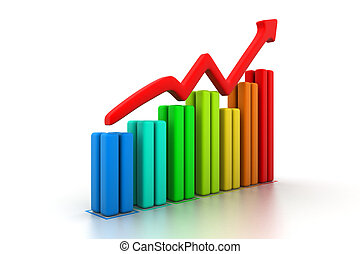 bar graph illustrations and clip art 54 240 bar graph royalty free rh canstockphoto com