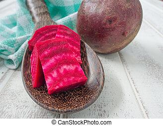 barbabietola rossa