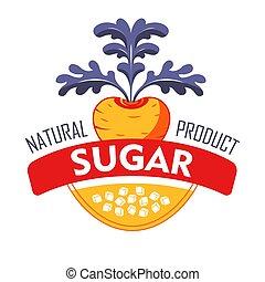 barbabietola rossa, prodotto, cubi, zucchero naturale, fatto, verdura, dolcificante