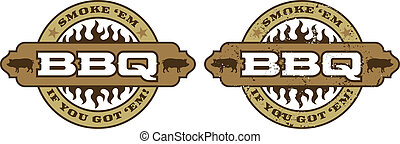barbacoa, symbol/icon