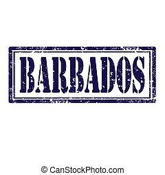 barbados-stamp