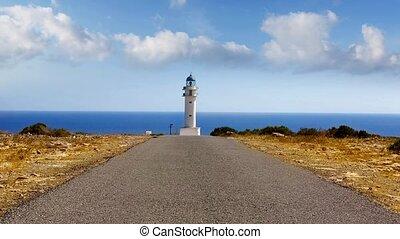 Barbaria cape Formentera island