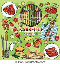 Barbecue collection