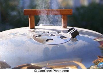 barbecue, cottura
