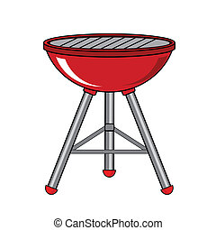 Barbecue - Red Barbecue