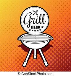 Eps vector van informatieboekje menu ontwerp bbq menu illustratie csp34359347 - Barbecue ontwerp ...