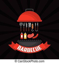 barbecue grill relate