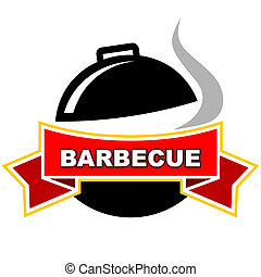 Barbecue Symbol.
