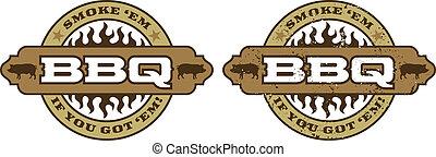 Barbecue Symbol/Icon