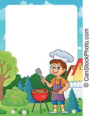 Barbecue theme