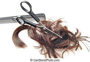 barber comb