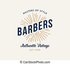 Barber masters of style