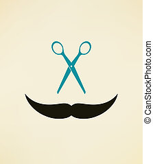 barbershop, ícone