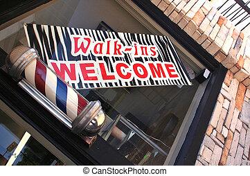 Barbershop - Jacksonville, TX - September 2011