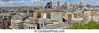 Barbican part of London
