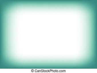 barbouillage, fond, copyspace, vert bleu