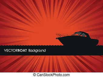 barca, fondo