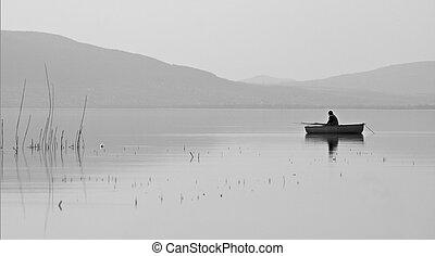 barca, pesca