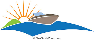 barca, sole