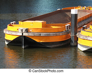 barcazas