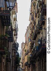Barcelona apartements