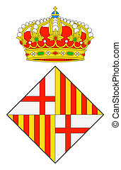 Barcelona coat of arms