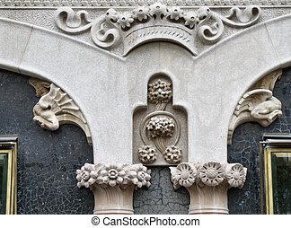 Barcelona detail